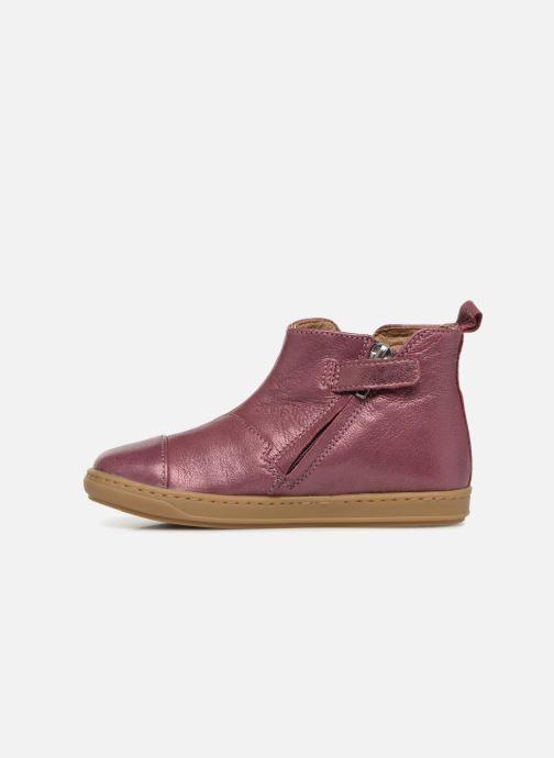 Bottines et boots Shoo Pom Bouba Apple Rose vue face