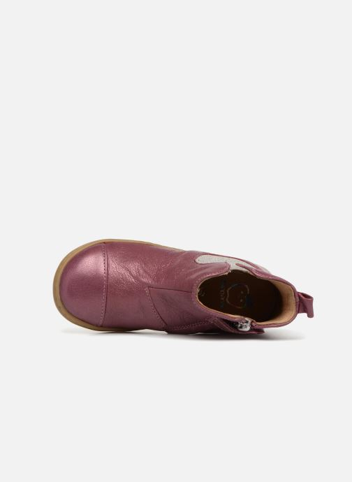 Bottines et boots Shoo Pom Bouba Apple Rose vue gauche