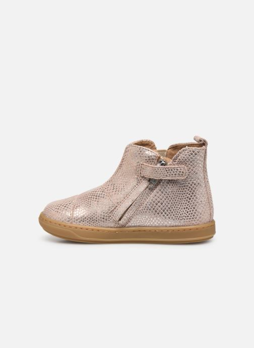 Boots en enkellaarsjes Shoo Pom Bouba Apple Roze voorkant