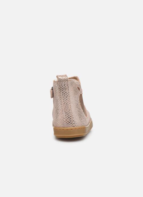 Boots en enkellaarsjes Shoo Pom Bouba Apple Roze rechts