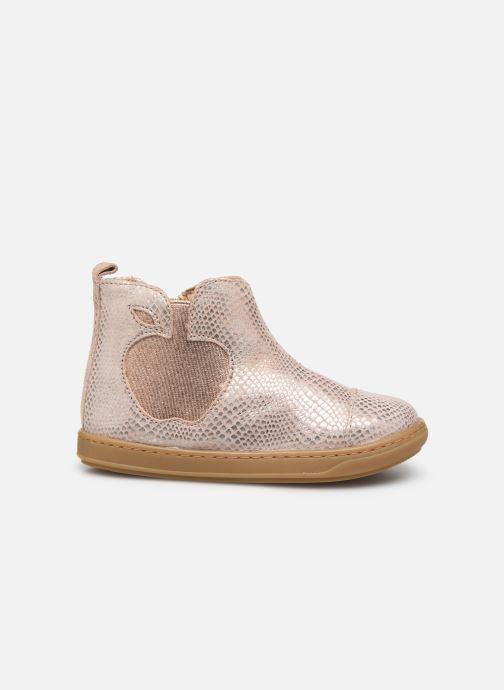 Boots en enkellaarsjes Shoo Pom Bouba Apple Roze achterkant