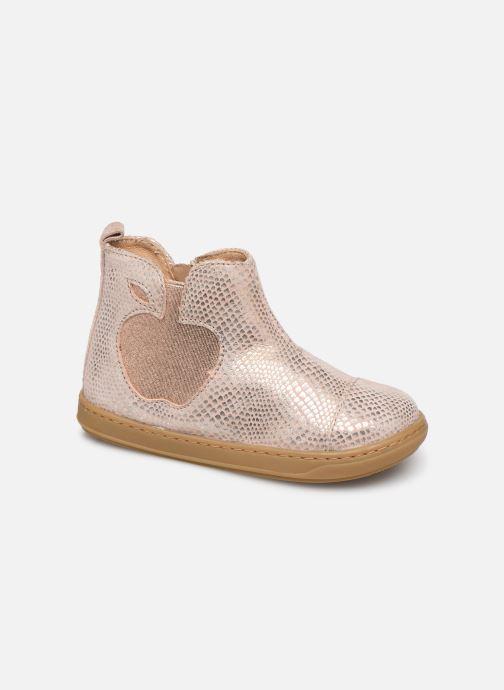 Bottines et boots Shoo Pom Bouba Apple Rose vue détail/paire