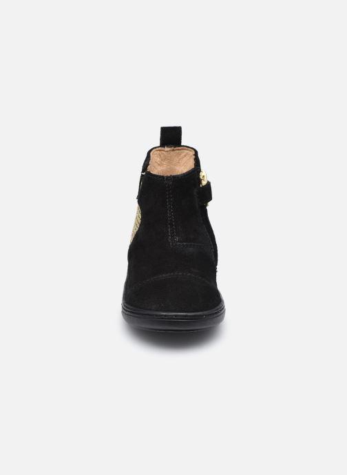 Stiefeletten & Boots Shoo Pom Bouba Apple schwarz schuhe getragen