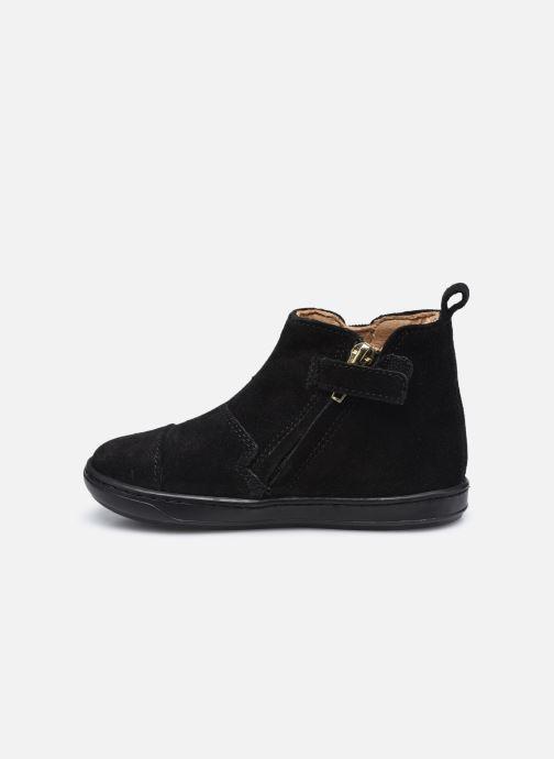 Bottines et boots Shoo Pom Bouba Apple Noir vue face