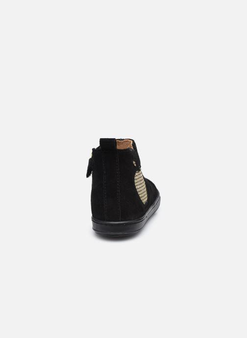 Stiefeletten & Boots Shoo Pom Bouba Apple schwarz ansicht von rechts