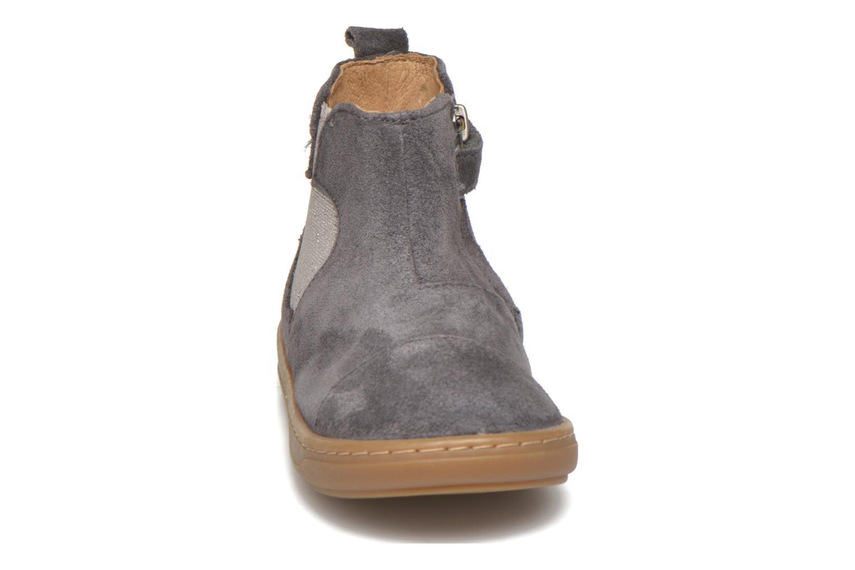 Bottines et boots Shoo Pom Bouba Apple Gris vue portées chaussures
