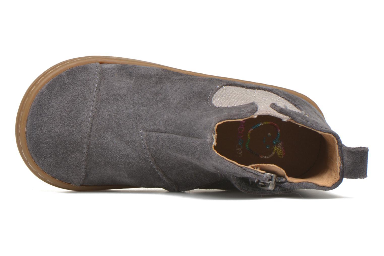 Bottines et boots Shoo Pom Bouba Apple Gris vue gauche