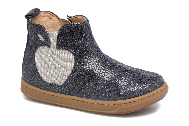 Bottines et boots Shoo Pom Bouba Apple Noir vue détail/paire