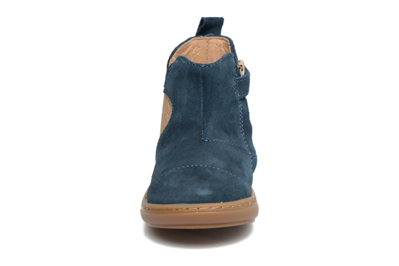 Bottines et boots Shoo Pom Bouba Apple Bleu vue portées chaussures