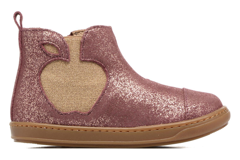 Ankle boots Shoo Pom Bouba Apple Pink back view