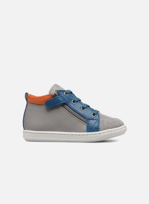 Ankle boots Shoo Pom Bouba Bi Zip Grey back view