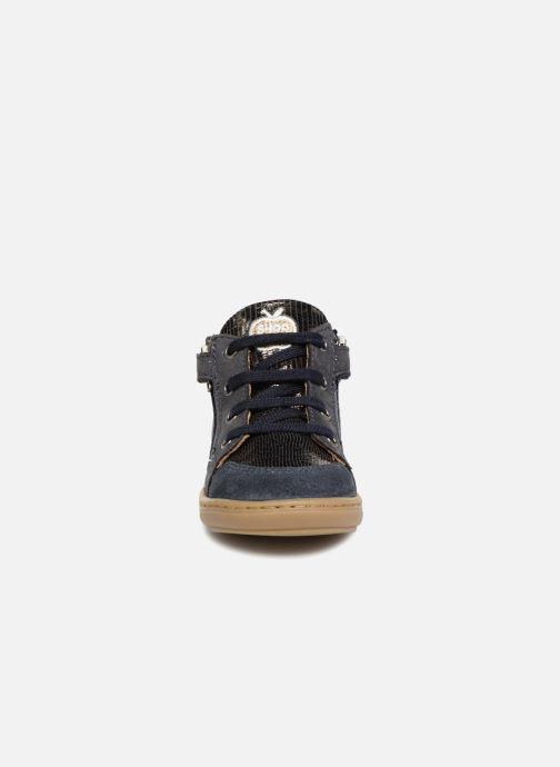 Stiefeletten & Boots Shoo Pom Bouba Bi Zip grau schuhe getragen