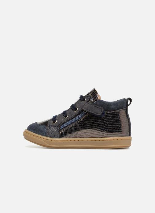 Stiefeletten & Boots Shoo Pom Bouba Bi Zip grau ansicht von vorne