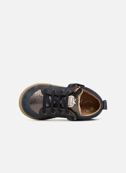 Stiefeletten & Boots Shoo Pom Bouba Bi Zip grau ansicht von links