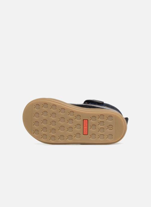 Stiefeletten & Boots Shoo Pom Bouba Bi Zip grau ansicht von oben