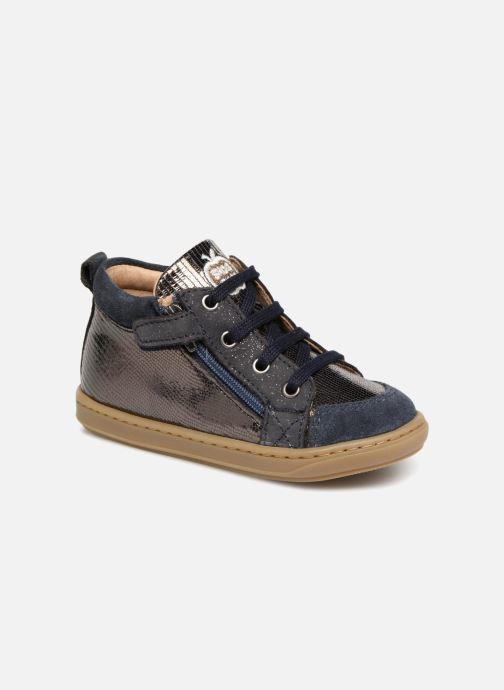 Stiefeletten & Boots Shoo Pom Bouba Bi Zip grau detaillierte ansicht/modell