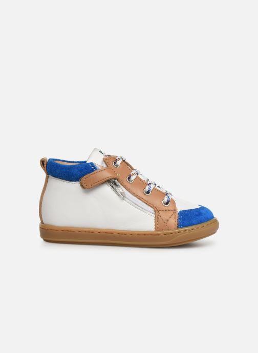 Boots en enkellaarsjes Shoo Pom Bouba Bi Zip Multicolor achterkant