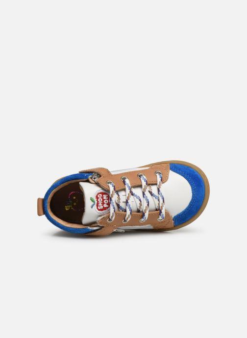 Boots en enkellaarsjes Shoo Pom Bouba Bi Zip Multicolor links