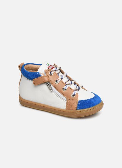 Boots en enkellaarsjes Shoo Pom Bouba Bi Zip Multicolor detail