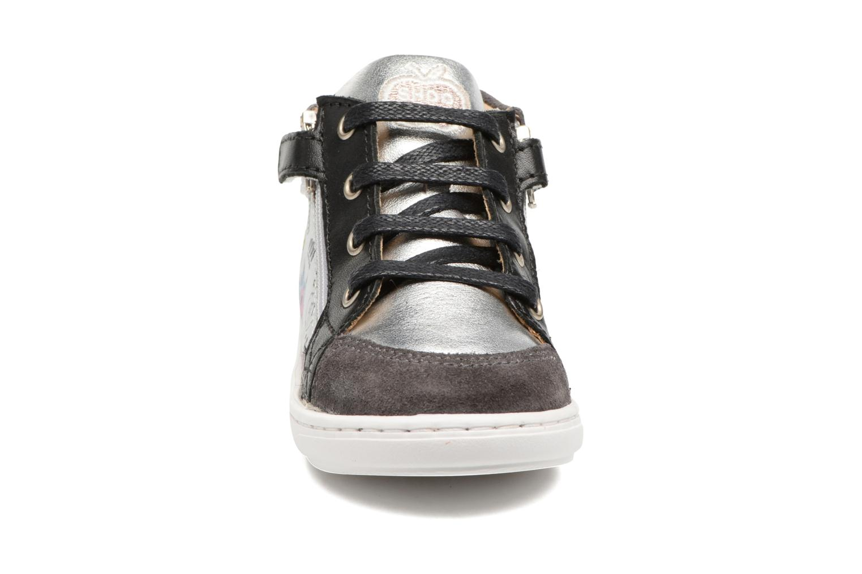 Bottines et boots Shoo Pom Bouba Bi Zip Noir vue portées chaussures