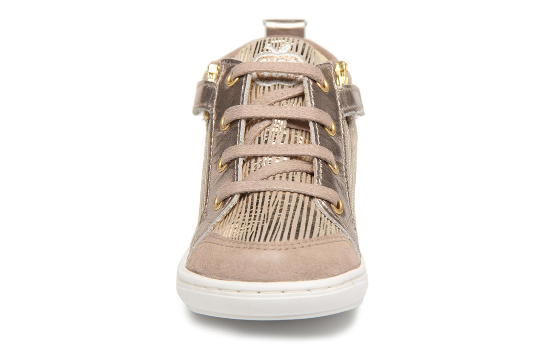 Boots en enkellaarsjes Shoo Pom Bouba Bi Zip Beige model