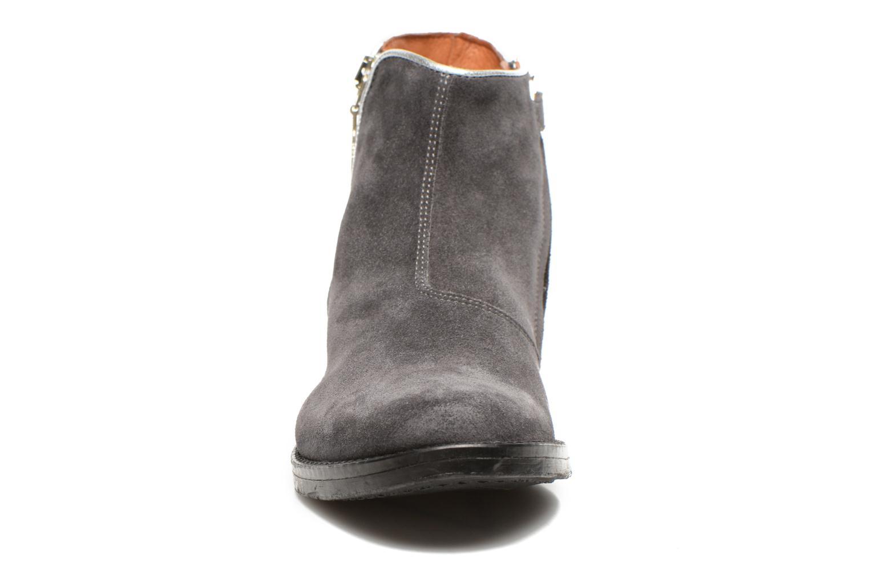 Ankle boots Shwik TIJUANA BIDING Grey model view