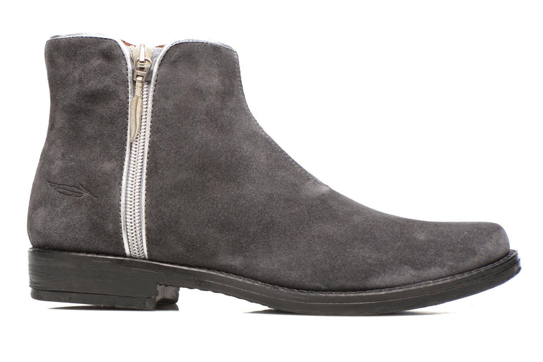 Ankle boots Shwik TIJUANA BIDING Grey back view