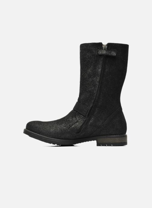 Boots & wellies Shwik WACO MID BOTTE Black front view