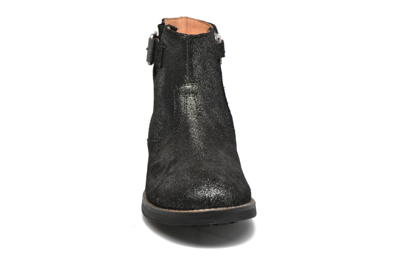 Bottines et boots Shwik WACO BASE Noir vue portées chaussures