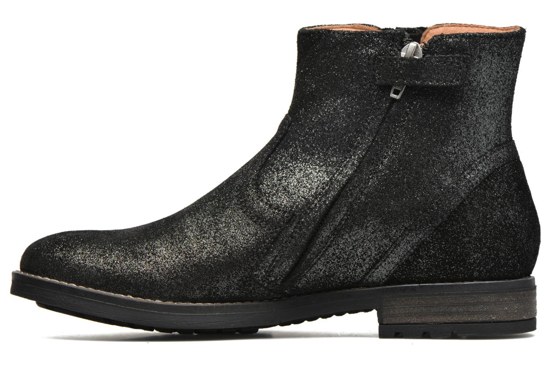 Bottines et boots Shwik WACO BASE Noir vue face