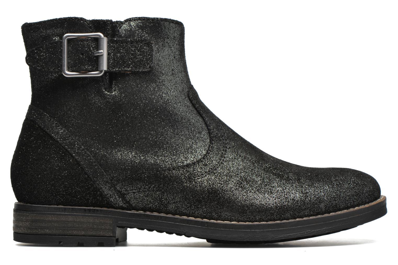 Bottines et boots Shwik WACO BASE Noir vue derrière