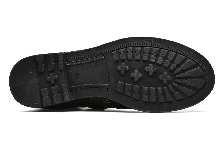 Bottines et boots Shwik WACO BASE Noir vue haut