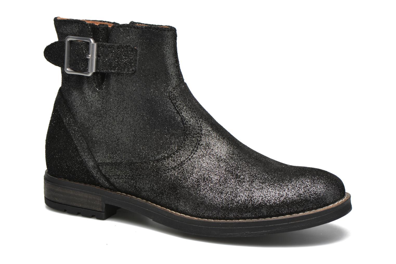 Bottines et boots Shwik WACO BASE Noir vue détail/paire