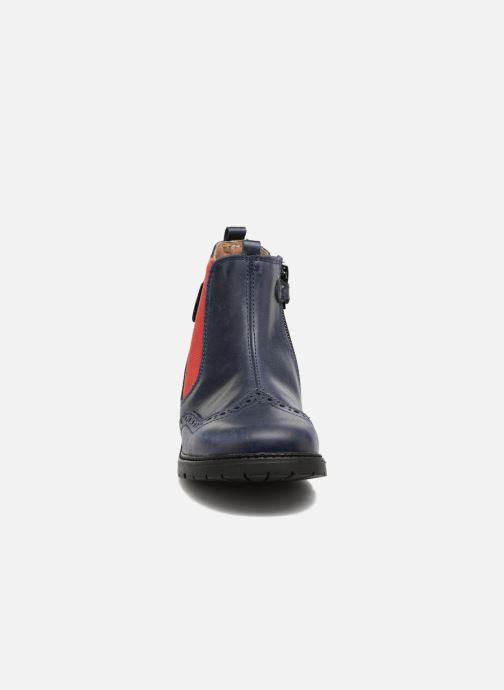 Bottines et boots Start Rite Digby Bleu vue portées chaussures