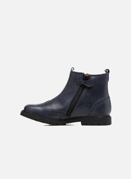 Bottines et boots Start Rite Digby Bleu vue face