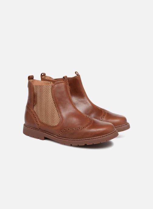 Bottines et boots Start Rite Digby Marron vue 3/4