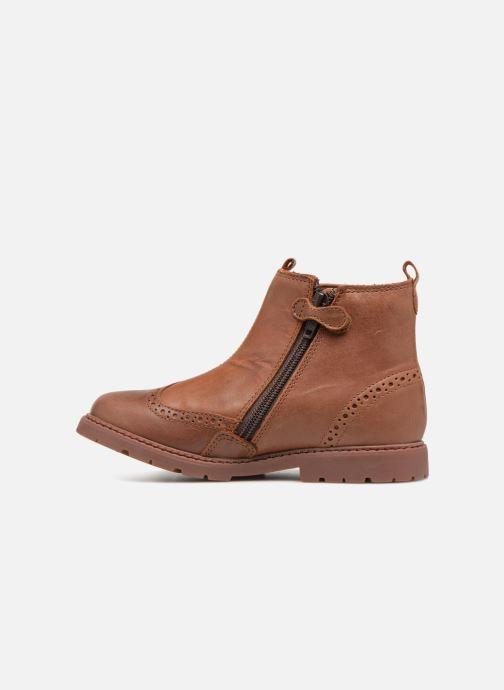 Bottines et boots Start Rite Digby Marron vue face