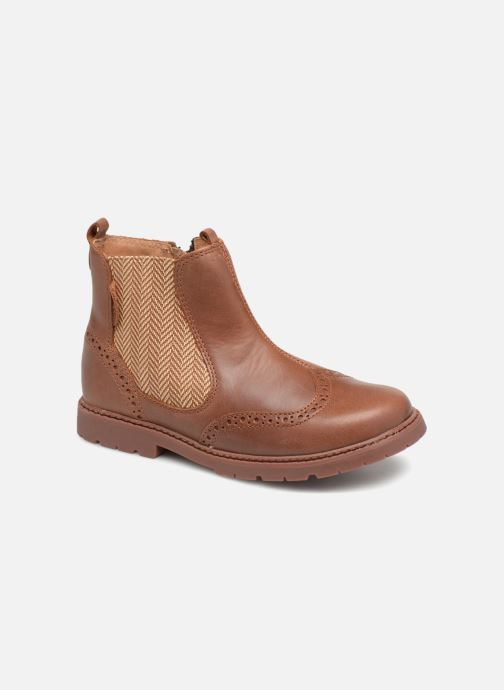 Bottines et boots Start Rite Digby Marron vue détail/paire