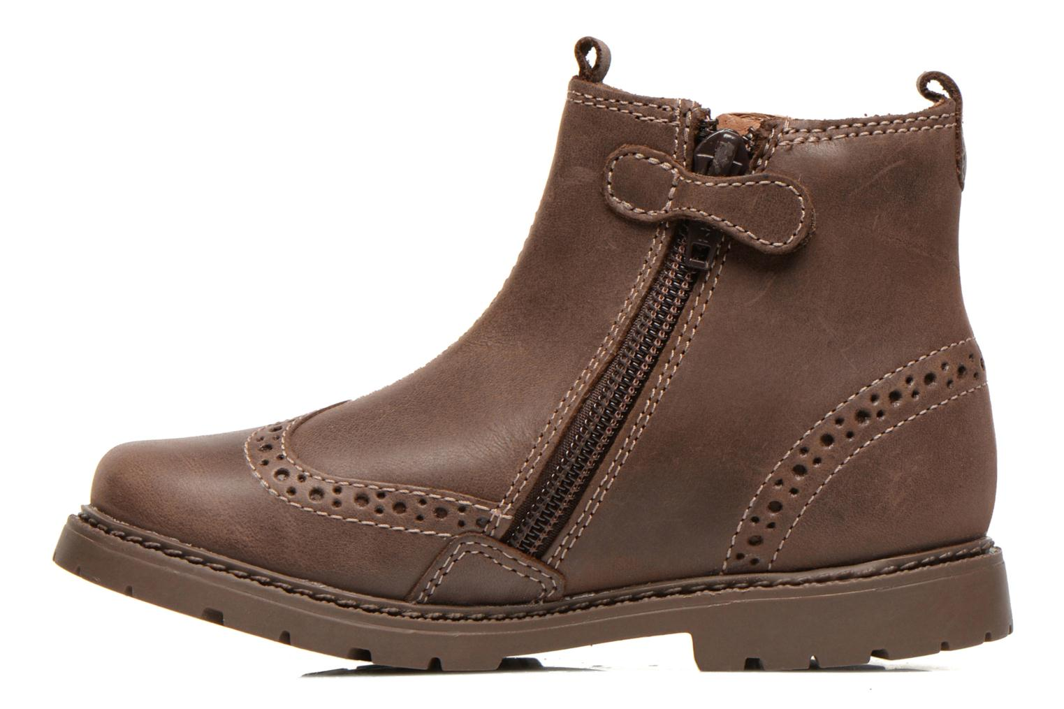 Ankle boots Start Rite Digby Brown front view