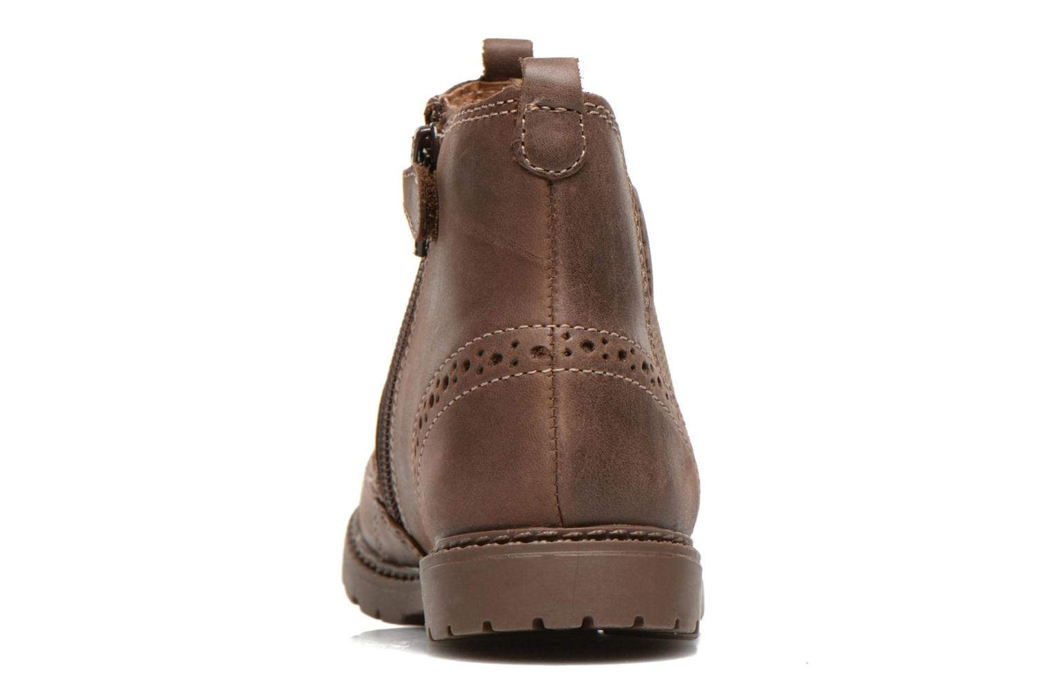 Ankle boots Start Rite Digby Brown view from the right