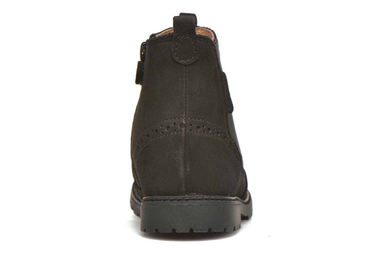 Bottines et boots Start Rite Digby Noir vue droite