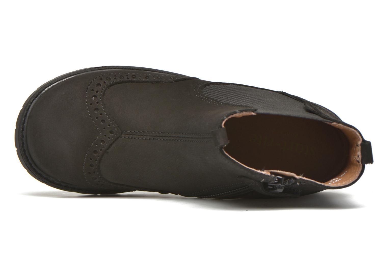 Bottines et boots Start Rite Digby Noir vue gauche