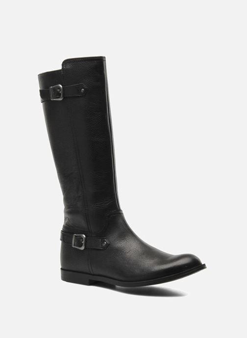 Støvler & gummistøvler Start Rite Gallop Sort detaljeret billede af skoene