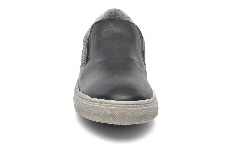 Baskets Méliné Sarah Argent vue portées chaussures