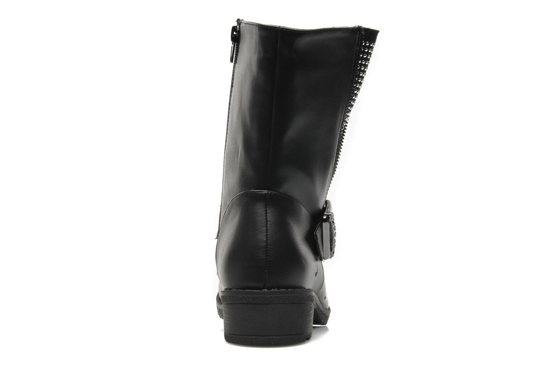 Bottines et boots Buffalo Ballisté Noir vue droite