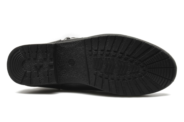 Bottines et boots Buffalo Ballisté Noir vue haut