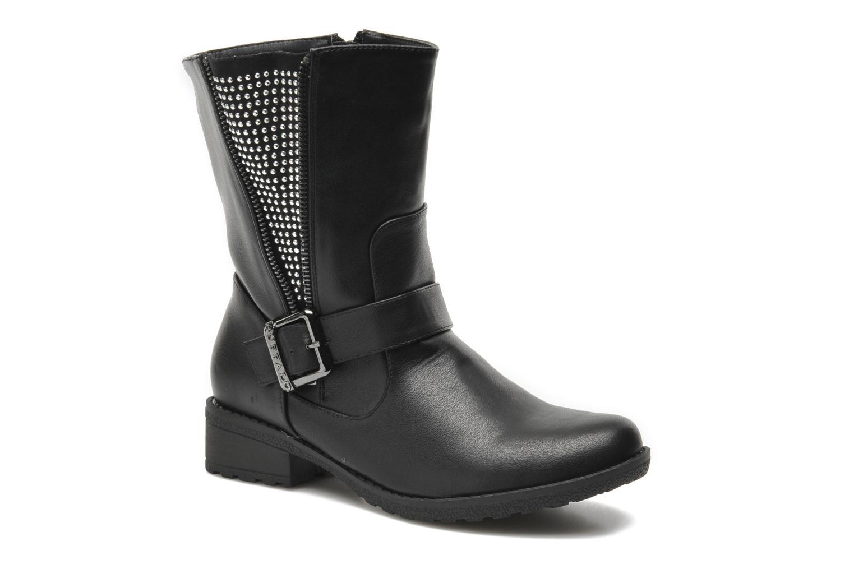 Bottines et boots Buffalo Ballisté Noir vue détail/paire