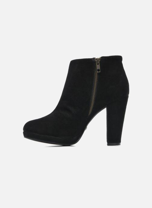 Boots en enkellaarsjes Buffalo Ballasur Zwart voorkant