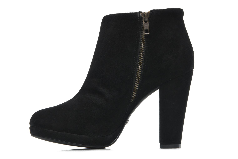 Ankle boots Buffalo Ballasur Black front view