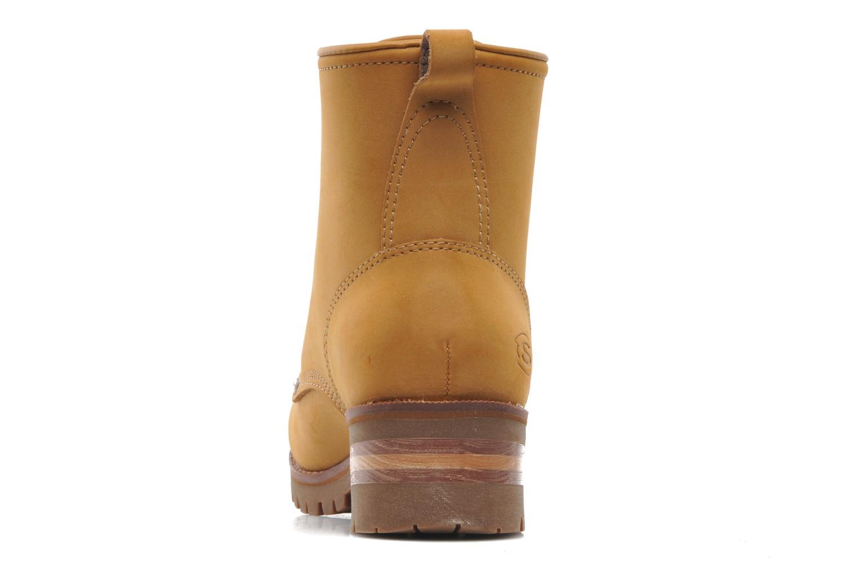 Boots en enkellaarsjes Skechers Laramie 2 47808 Bruin rechts